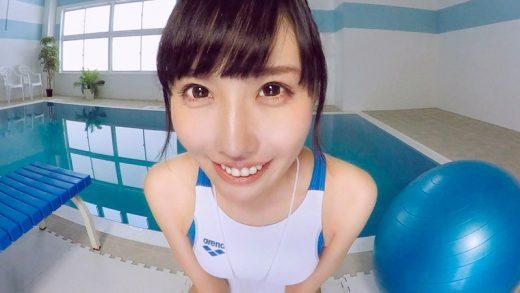 稲森美優競泳水着動画